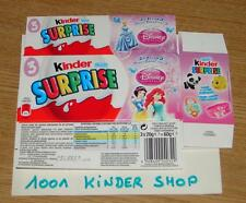 KINDER 3PACK TRIPACK FT DISNEY PRINCESS PRINCESSES - 2013 BE BENELUX