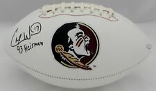 Charlie Ward Signed Autographed Florida State Football TriStar Authenticated
