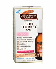 Palmer's Cocoa Butter Formula Skin Therapy Oil for Face 1 oz (Pack of 2)