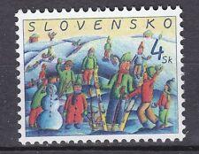 SLOVAKIA 1999  MNH** SC#  342  Christmas stamp