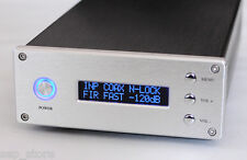 ES9018 DAC MUSES8920*2+LME49990*2+Display+TPA6120A2 + Amanero USB card