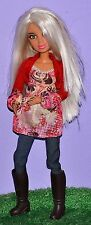 "SPIN MASTER LIV FIRST WAVE ALEXIS IN BLONDE WIG MULTI JOINTED 12"" DOLL"