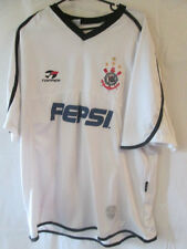 Corinthians 2001-2002 Home Football Shirt Size Large Adults /10590