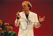 Jason Donovan Hand Signed 12x8 Photo Especially for You Kylie Minogue 3.