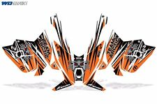 Decal Graphic Kit Arctic Cat Pro Climb Pro Cross Snowmobile Sled Wrap 2012-13 OR