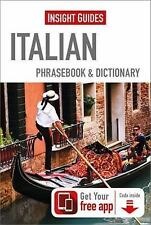 Insight Phrasebooks: Insight Guides - Italian Phrasebook and Dictionary by...