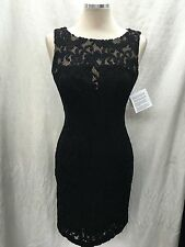 ANNE KLEIN DRESS/NEW WITH TAG/RETAIL$149/SIZE 6/LINED/LACE DRESS/LENGTH37""