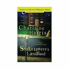 A Lily Bard Mystery: Shakespeare's Landlord 1 by Charlaine Harris (2005,...
