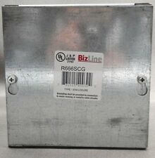 BizLine Type 1 Electrical Enclosure Box (R666SCG)  (D3)