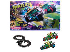 Carrera Nickelodeon Teenage Mutant Ninja Turtles racing système 62196 Ninja