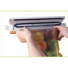 Food Saver Automatic Electric Vacuum Sealer Machine Food Fresh Seal Storage Tool