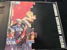 """Deutsch Amerikanische Freundschaft """"Die Kleinen Und Die Bosen"""" cd"""
