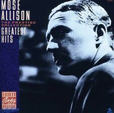 Greatest Hits - Mose Allison (1988, CD NIEUW)