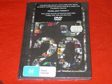 Pearl Jam Twenty The Motion Picture - Deluxe Edition 3DVD [Region 0]