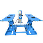 Portable Mid-Rise Scissor Lift Car Hoist Tyre Shop Hoist Home Garage Use Hoist