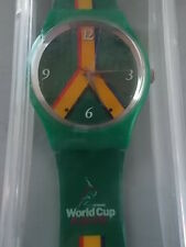 Boxed Watchus Watch Commemorating 1999 ENGLAND Cricket ICC World Cup Memorabilia