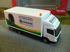 1/87 Herpa MB Atego Euromaster Koffer 156943