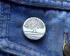 Celtic Tree of Life Pewter Pin Badge