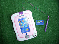 VTECH InnoTAB 3 PINK TABLET CONSOLE +JAKE & THE NEVER LAND PIRATES GAME CARTRID