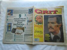 GRIT AMERICA'S FAMILY PUBLICATION-JULY 24-30,1988-JAMES GARDNER