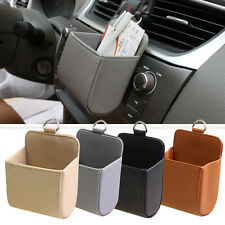 Auto Car Storage Pouch Mobile Phone Pocket Bag Organizer Holder Accessory