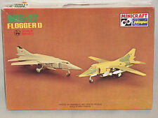 Minicraft / Hasegawa 1/72 Scale Russian MiG-27 Flogger D