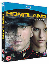Homeland - Season 1 - (BLU-RAY) - Brand New & Sealed
