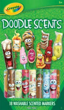 Crayola 18 pack Washable Doodle Scents Markers