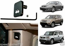 Hood Latch Release Cable Repair Kit For Honda Civic CRV Element New Free Ship