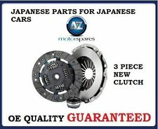 FOR TOYOTA HIACE 2.4 POWER VAN  1995-1998  NEW 3 PIECE CLUTCH KIT