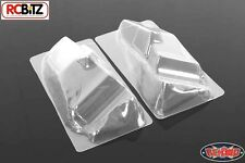 Inner Fender Set Axial Wraith Wheel Wells Arches Protection Panel CLEAR 4 ZB0042
