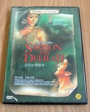 Samson and Delilah - All Region Compatible Hedy Victor Mature NEW DVD