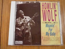 Howlin' Wolf - Moanin' For My Baby vol. 2 / Roots Records CD 1992