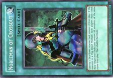 Ω YUGIOH CARTE NEUVE Ω SUPER RARE N° DB1-EN088 NOBLEMAN OF CROSSOUT