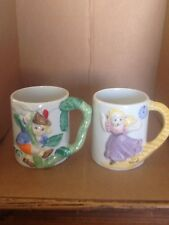 Jack And The Beanstalk & Cinderella Cup. J.S.N.