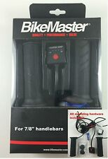 "BikeMaster Heated Grips Fits 7/8"" Handlebars Honda Twist Throttle"