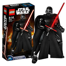 "LEGO Star Wars The Force Awakens 75117 "" Kylo Ren "" - Hot Pick"