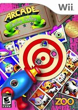 Arcade Shooting Gallery Wii