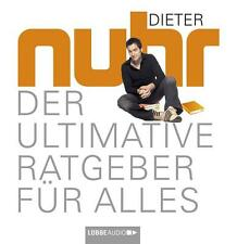 """Hörbuch """"Der ultimative Ratgeber für alles"""" von Dieter Nuhr, KOSTENLOSER VERSAND"""