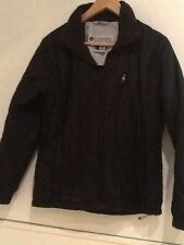 Black Columbia Vertex Quilted Core Interchange Jacket-Size Small