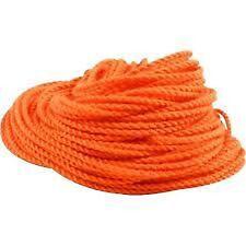 *NEW* 10 Duncan YoYo Yo YoReplacement Strings 100% Polyester - Orange Colour