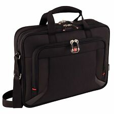 """Wenger Prospectus 16"""" Laptop Case- iPad/Tablet/eReader Pocket"""