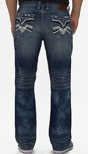 NWT Affliction Grant Testament Jeans Size 32 X 31 Amador - ONE OF A KIND SAMPLE!