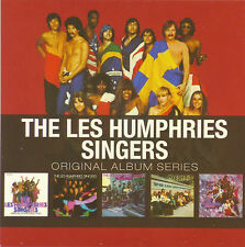 5x CD - The Les Humphries Singers - Original Album Series - #A2812