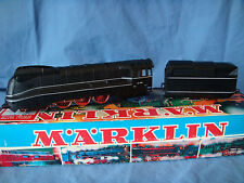 Marklin 3094 HO Scale Locomotive & Tender Excellent