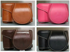 Leather Camera Case Bag for SONY Alpha A5000 A5100 ILCE-5000L, NEX-3N 16-50mm