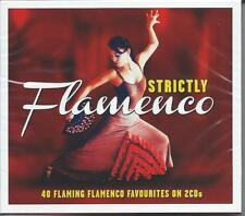 Strictly Flamenco - 40 Flaming Flamenco Favourites (2CD 2014) NEW/SEALED