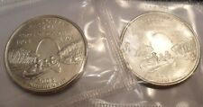2003 P & D Missouri Quarter Set (2 Coins) *Mint Cello* *Free Shipping*