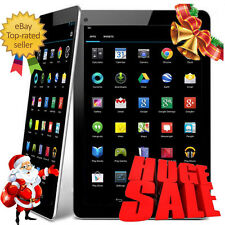 "9"" INCH Google Android 4.4.2 Allwinner A33 Tablet PC Quad Core WiFi DUAL CAMERA"