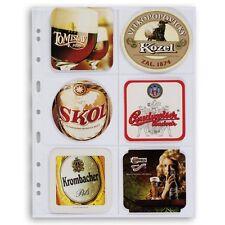 Recharges Grande, 6 compartiments pour sous-bocks de bière, par 5, Leuchttrum.